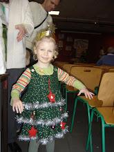 Photo: Катюша - победительница конкурса на лучший костюм