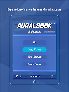 AURALBOOK for ABRSM Grade 2- screenshot thumbnail