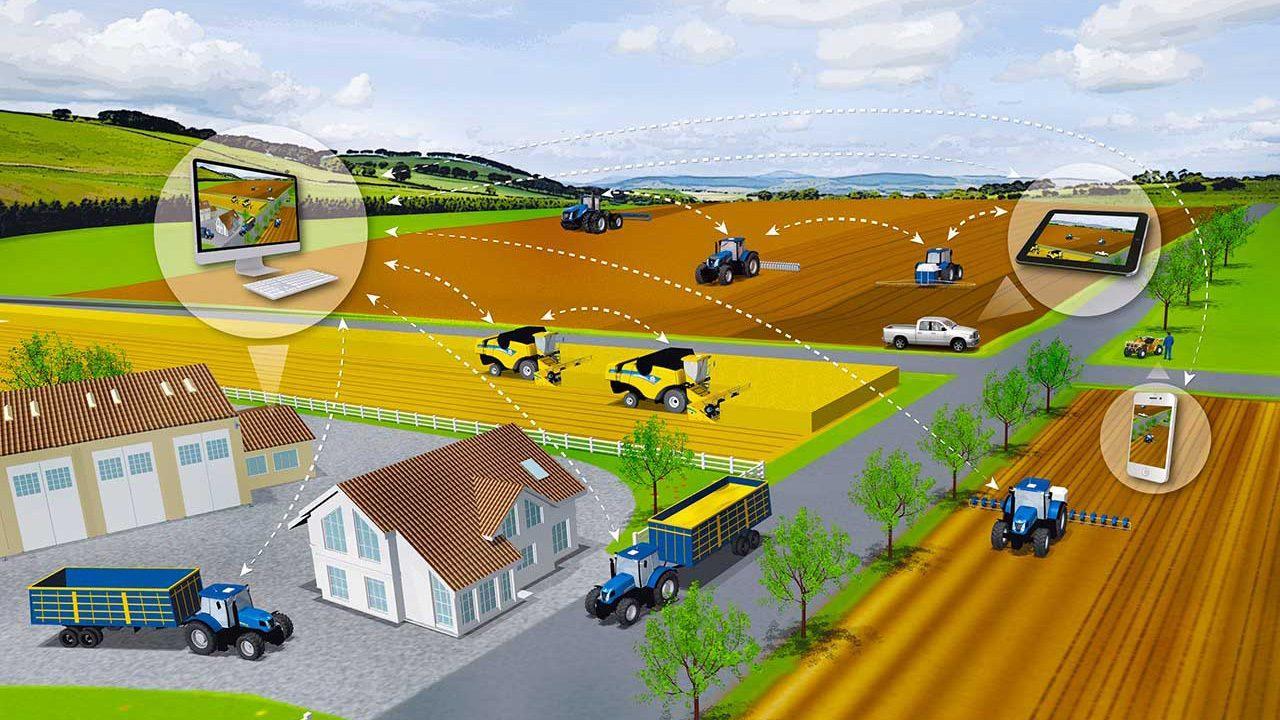 Modernización en la agricultura 4.0
