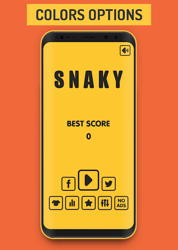 Snaky 1.0 {cheat|hack|gameplay|apk mod|resources generator} 1
