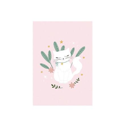 Ritblock - Katt