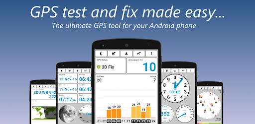 Приложения в Google Play – GPS Test