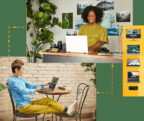 Эффективная дистанционная работа с Chrome Enterprise
