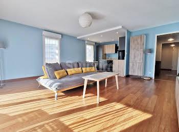 Appartement 5 pièces 85,2 m2
