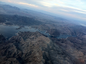 Photo: part of lake meade.