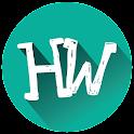 HW Cricket   Fast Scores App icon