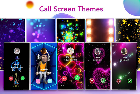 Color Call - Caller Screen, LED Flash - Apps on Google Play