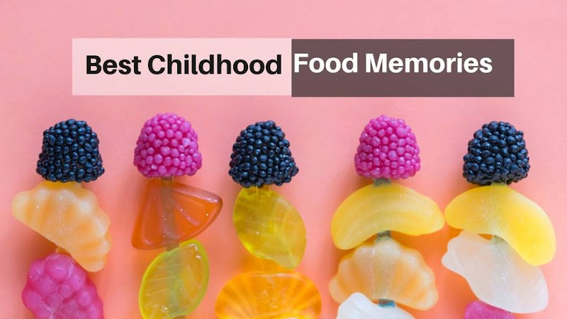 Childhood Memories Rekindled With Lollies