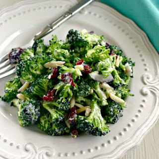 Broccoli Salad Without Bacon Recipes