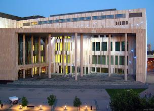 Photo: Pałac Sztuk 42