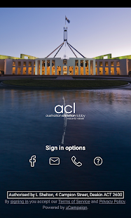 Australian Christian Lobby- screenshot thumbnail