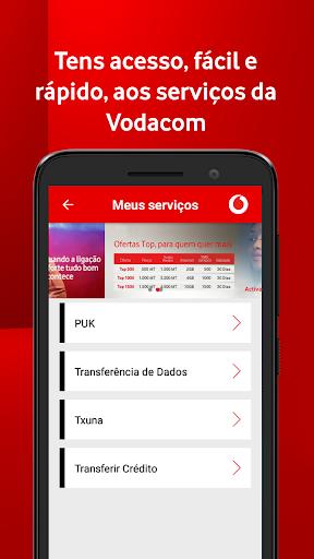 Meu Vodacom Mou00e7ambique Screenshots 4