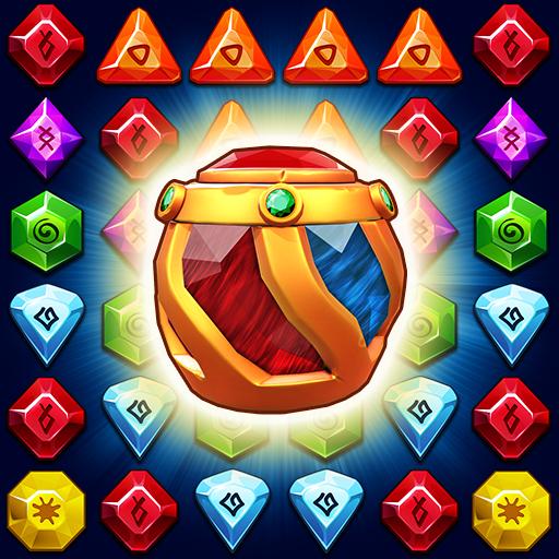 Jóia antiga: encontre o tesouro na pirâmide