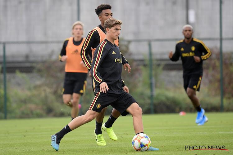 """Stond op vertrekken, maar nu basisspeler bij Anderlecht en opgeroepen voor nationale beloften: """"Kompany hield me tegen"""""""