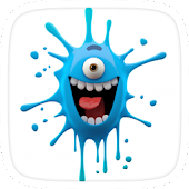 Splatter Monster Theme