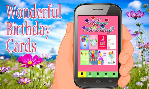 Happy birthday greets apps on google play screenshot image m4hsunfo