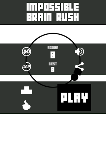 android The Impossible Brain Rush Game Screenshot 9