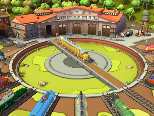 Train Station 2: Rail Tycoon & Strategy Simulator android2mod screenshots 3