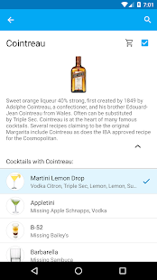 My Cocktail Bar- screenshot thumbnail