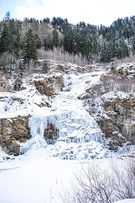 Cascata ghiacciata di silvia_celio