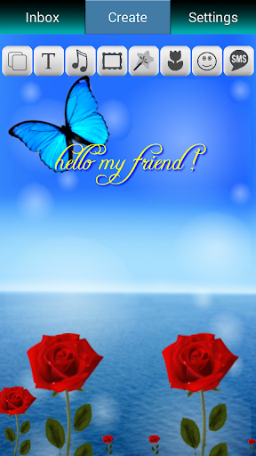 Greeting Cards SMS