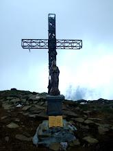 Photo: Monte Cusna 2120 mslm - Croce di Vetta
