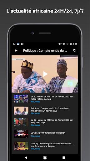 AFRITV screenshot 3