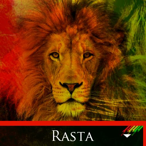 Rasta Theme&Emoji Keyboard