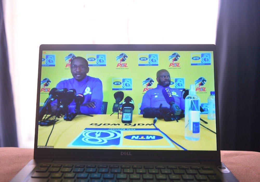 More players heading for the exit door at Sundowns' warns co-coach Manqoba Mngqithi - TimesLIVE