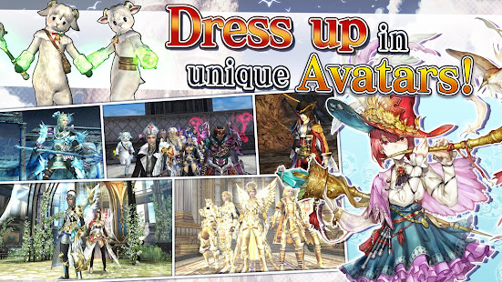 Game Online RPG AVABEL [Action] APK for Windows Phone