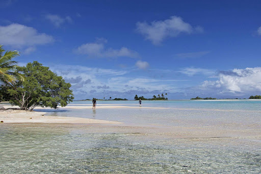 Find your bliss in the tropical reefs of the South Pacific on Lindblad Expeditions.