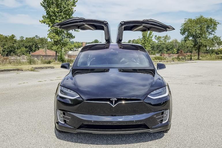 Rent A Black Tesla Model X In Washington Getaround