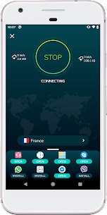 Free VPN And Fast Connect – Hide your ip App Download For Android 3