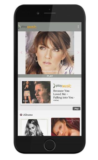 Celline Dion Vidio Collection screenshot 1