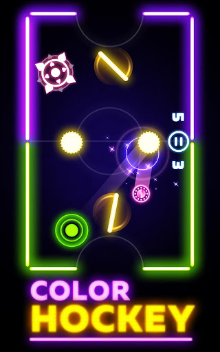 Color Hockey - screenshot