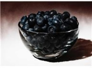 Blueberry Filled Baked Apple Recipe