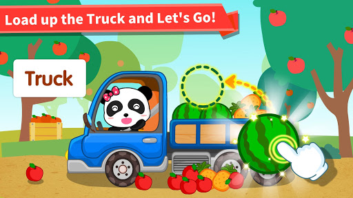 Baby Learns Transportation 8.22.10.01 screenshots 3