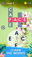 Word Connect - Wordscapes Master puzzle game