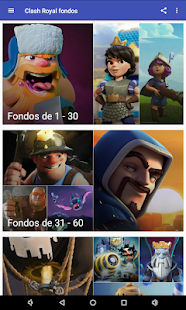 Royale Fondos & Wallpapers Screenshot