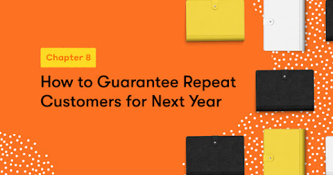 [Chapter 8] Make This BFCM the Gift That Keeps on Giving: How to Guarantee Repeat Customers for Next Year Cover Image