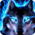 Wolf Eyes Live Wallpaper apk