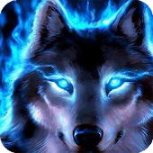 Wolf Eyes Live Wallpaper