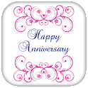 Anniversary Greeting Card icon