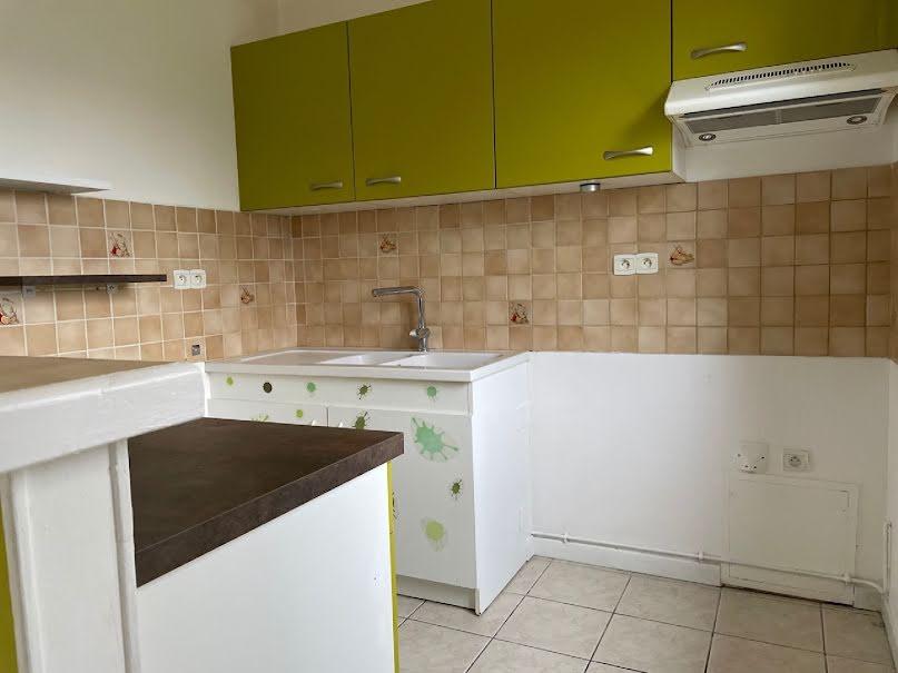 Vente maison 4 pièces 74 m² à Montreuil-l'Argillé (27390), 139 100 €
