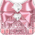 Pink Bow Keyboard file APK for Gaming PC/PS3/PS4 Smart TV