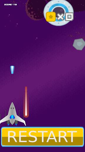 Space Fighter - Galaxy Shooter 2D apkdebit screenshots 6