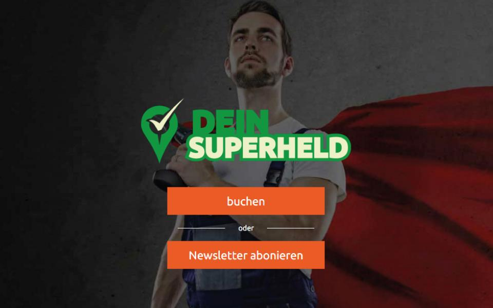 Dein Superheld- screenshot