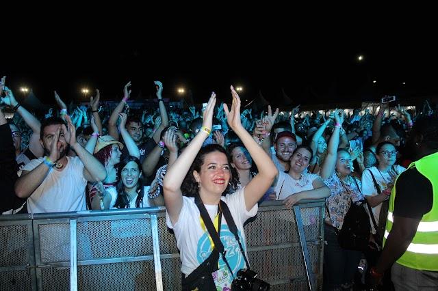 Éxito sin precedentes la primera edición del Festival de la Primavera de Almería, el Solazo Fest.