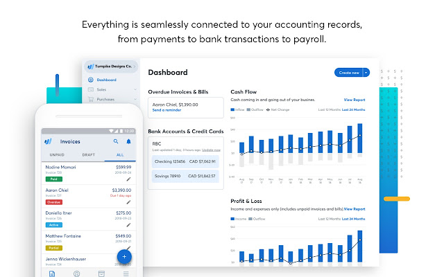 Invoice By Wave Chrome Web Store - Invoice wave