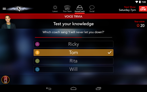The Voice UK screenshot 14
